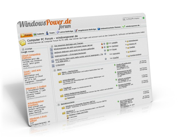windowspower-forum