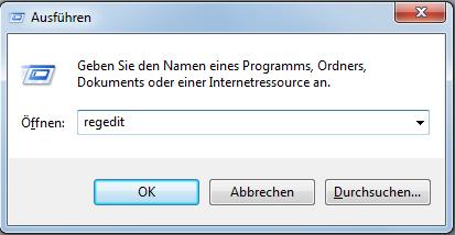 BIOS Informationen anzeigen mit dem Registrierungseditor