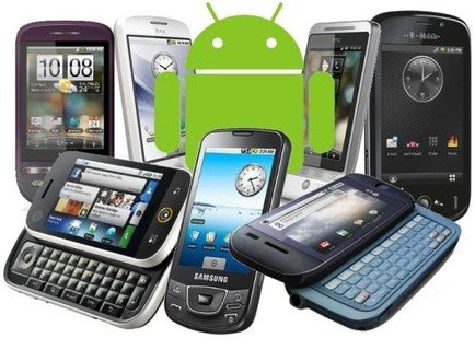 android handys