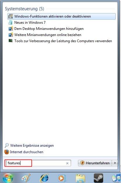 Internet Explorer 8 Deinstallieren