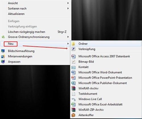 Standardprogramm festlegen für Autostart Windows 7