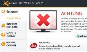 Avast Browser Cleanup quickshare.exe Quickshare.exe vorgemerkt avast qvo6 entfernen Qvo6 entfernen – löschen Sie Browser-Hijacker – Startseite ändern sich avast Babylon Search entfernen Babylon Search entfernen avast