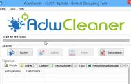 AdwCleaner – Anleitung zum Entfernen von Adware Malware