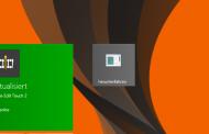 Kachel erstellen für schnelleres Herunterfahren bei Windows 8.1