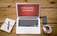 Sicher surfen im Internet