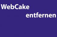 WebCake entfernen – löschen – deinstallieren
