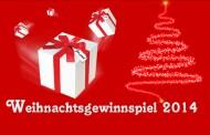 Weihnachtsgewinnspiel 2014 bei windowspower.de