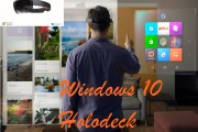 Windows 10 kommt mit Holodeck
