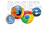 Browser zurücksetzen Internet Explorer, Chrome, Firefox, Opera, Safari