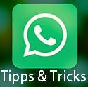 WhatsApp Tipps Tricks für iPhone und Android Anleitung<