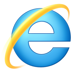 ie9 logo - Internet Explorer 7 Verknüpfung am Desktop anzeigen unter Windows Vista