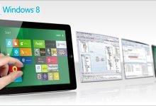 ipad w8 220x150 - Video: Windows 8 auf dem IPad