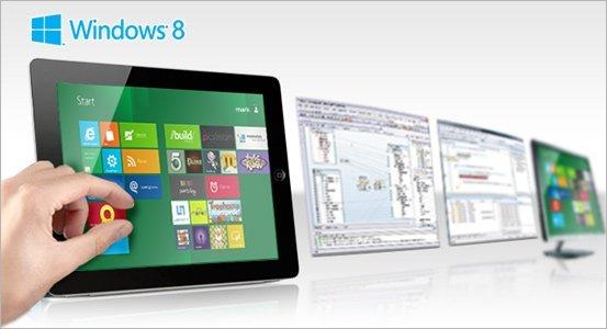 ipad w8 - Video: Windows 8 auf dem IPad