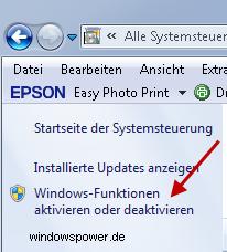 windows-funktionen-aktivieren-deaktivieren Windows 7: Snipping Tool fehlt