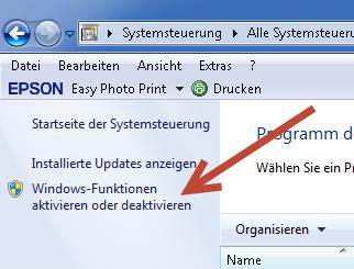 windows-funktionen