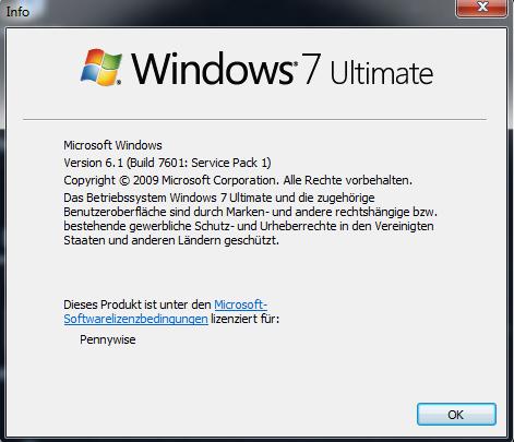windows version 3 471x405 - Installierte Windows Version anzeigen Windows 7