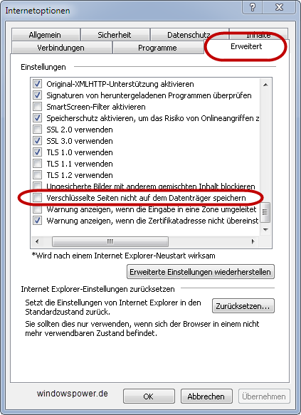 Verschluesselte-Seiten-nicht-auf-dem-Datentraeger-speichern verschluesselte-seiten-nicht-auf-dem-datentraeger-speichern