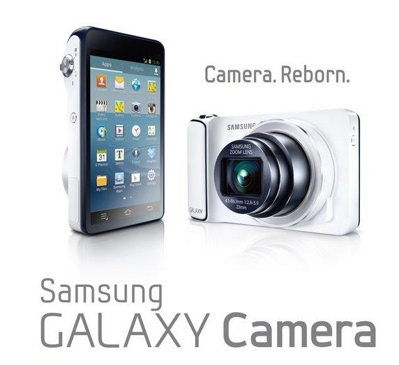samsung galaxy camera - Samsung Galaxy Camera
