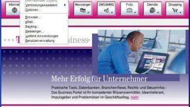 01 390x220 - Anleitung für Internetzugang über ISDN für T-Online Startcenter
