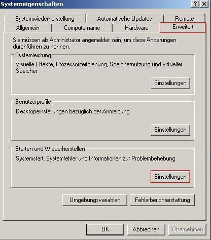 1100 - Zwei verschiedene Windowsversionen beim Start wählbar