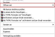 1196 220x150 - Öffnen von Datei-Typen mit einem bestimmten Programm