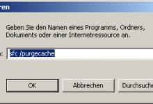 1212 220x150 - Löschen unnötiger Systemdateien