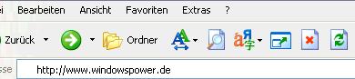 24 390x87 - Symbolleiste bei Internet Explorer anpassen