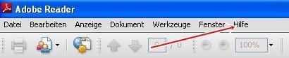 adobe1 - Adobe Reader Updates Deaktivieren