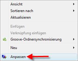 aero - Windows Vista Aero abschalten
