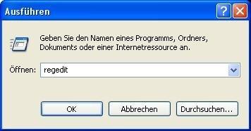 boot11 - Startmenü unter XP beschleunigen
