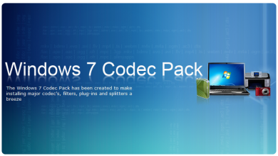 codec pack 390x220 - Windows 7 Codec Pack