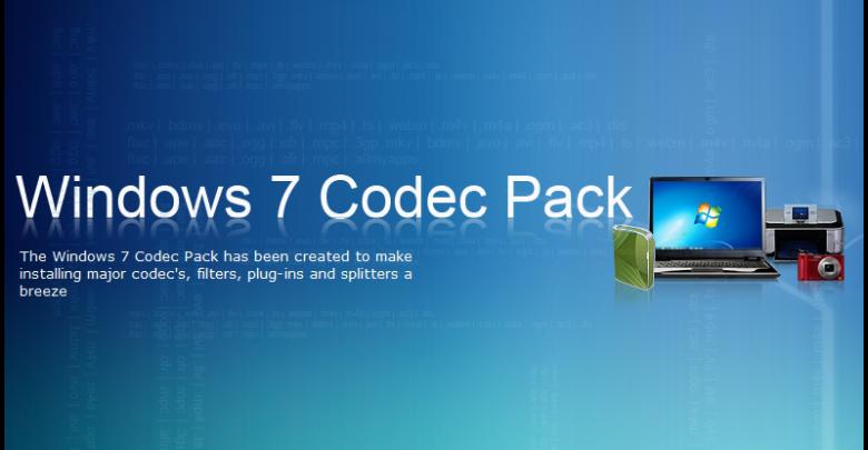 codec pack 780x405 - Windows 7 Codec Pack