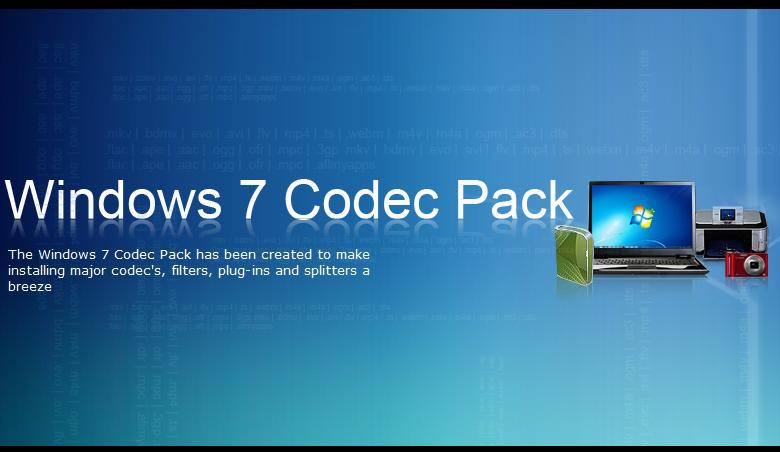 codec pack 780x452 - Windows 7 Codec Pack