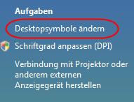 destopsymbole - Papierkorb ist immer voll unter Windows Vista