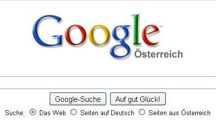 google - Google Hintergrund selbst gestalten