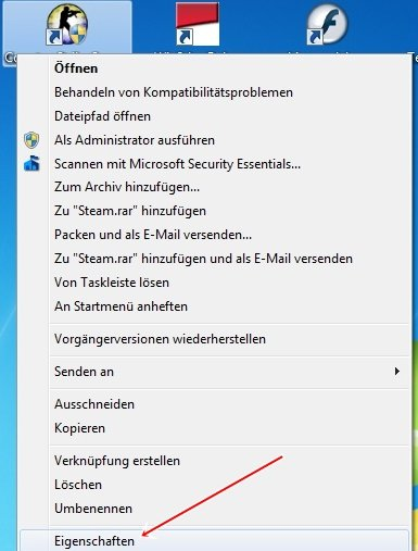 kompatibilit t - Windows 7 Kompatibilätsmodus
