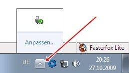 taskleiste 1 - Windows 7 Tipps Teil 8