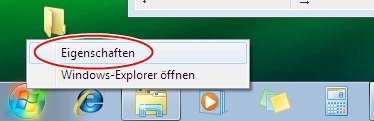 taskleiste - Windows 7 Tipps Teil 2