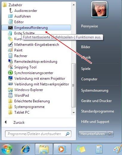 Partition erstellen unter Windows 7