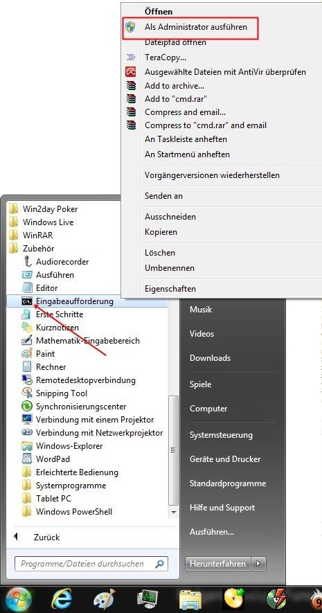 unbenannt 5 - Bootumgebung defragmentieren Windows 7