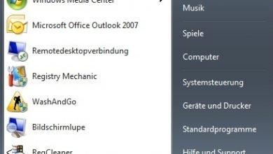 Bild von Windows 7 oder Vista von USB Stick installieren