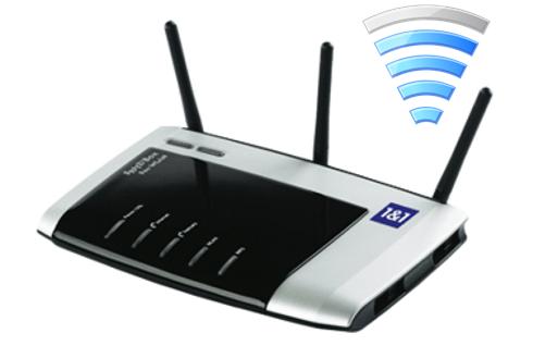 wlan router  - WLAN Passwort auslesen