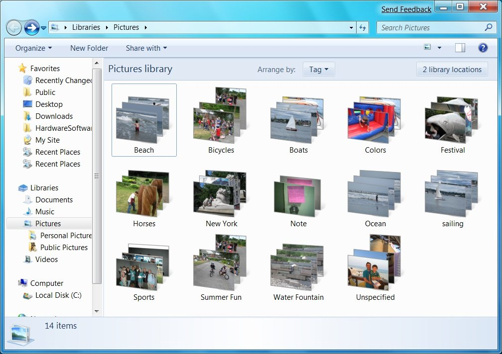 dateizugriff - Schneller auf Dateien zugreifen Windows 7