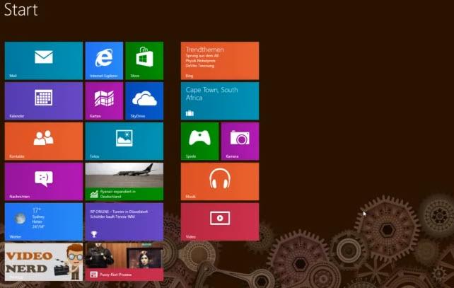 musik apps - Windows 8 Aero aktivieren