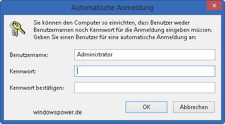 automatische-anmeldung