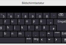 bildschirmtastatur 220x150 - Bildschirmtastatur beim Start anzeigen unter Windows 8