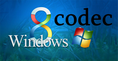 codec pack - Download Windows 8 Codec Pack