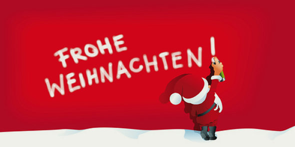 frohe weihnachten greatnet - Frohe Weihnachten & schöne Festtage wünscht Windowspower