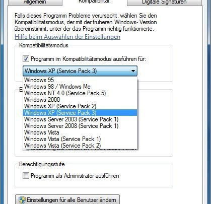 windows 7 kompatibilitaetsmodus 2 419x405 - Windows 8 Programme Kompatibilitätsmodus einstellen
