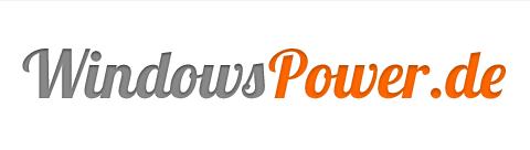 logo - Wartungsarbeiten am 07.02.2013 ab 20h auf windowspower.de